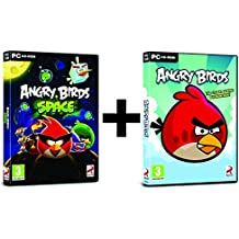 Angry Birds Combo Pack (Angry Birds Space + Angry Birds) - PC