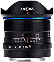 Laowa 9mm f/2.8 Zero o-D for MFT، VE928X، micro Four thirds