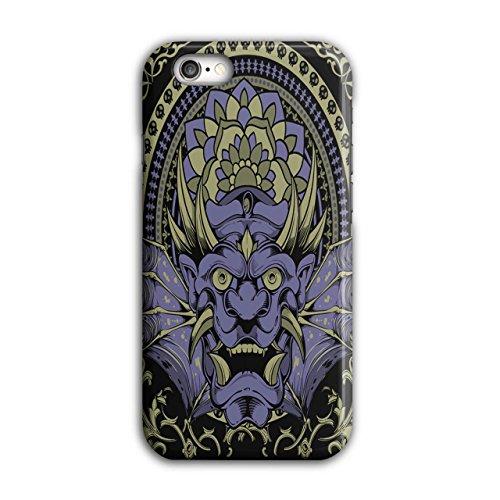 Dämon Satan Böse Horror Samurai Leben iPhone 6 / 6S Hülle | (Übernatürliche Kostüm Dämon)