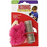 KONG Refillable Catnip Bright Hedgehog Cat Toy