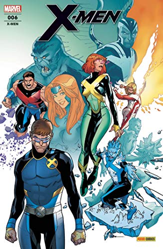 X-Men (fresh start) Nº6