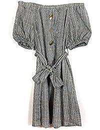 Zara kleid leinen