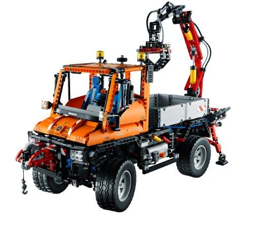 LEGO Technic 8110 – Unimog U400 - 3