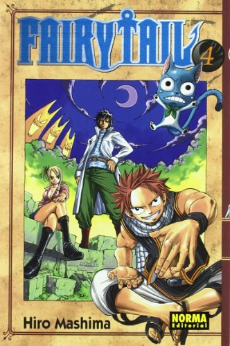 FAIRY TAIL 04 (CÓMIC MANGA)