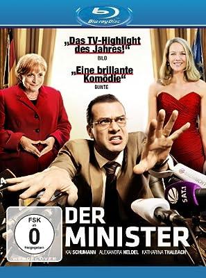 Der Minister [Blu-ray]