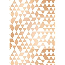 "Blanko Notizbuch ""Geometric"" 05"