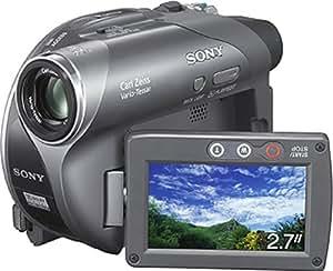 SONY Handycam DCR-DVD205 - Caméscope DVD