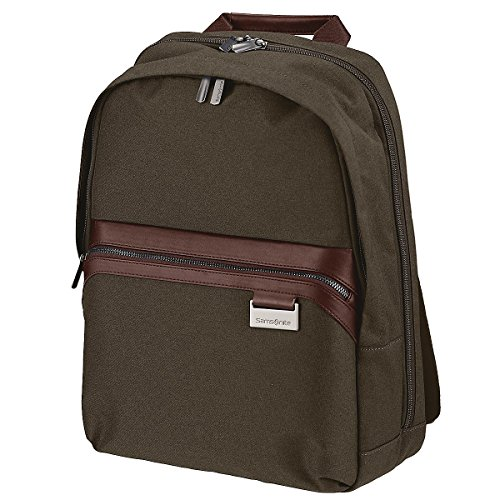 Samsonite Upstream Mochila Tipo Casual para Portátil, 41 cm, 32 L,, Color Marrón (Natural)