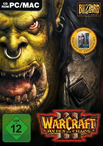 WarCraft III: Reign of Chaos + WarCraft III Expansion Set