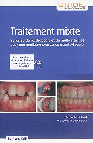 Traitement mixte : Orthopdie et multi-attaches pour une meilleure croissance maxillo-faciale