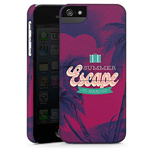 Apple iPhone X Silikon Hülle Case Schutzhülle sommer Urlaub Statements Premium Case StandUp