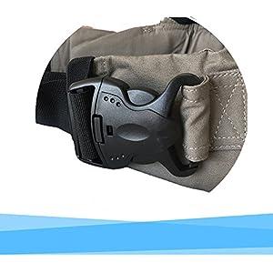 517IiVlj61L. SS300  - Mochila portabebes para llevar a tu bebe Manos libres - Portabebes de diseño Ergonómico con Múltiples posiciones - Se…