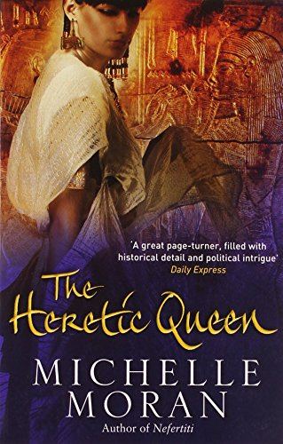 The Heretic Queen by Michelle Moran (8-Jan-2009) Paperback