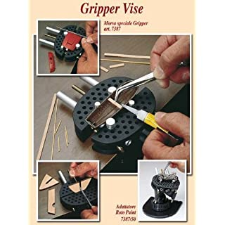 GRIPPER VICE FOR THE MODEL MAKER AND BUILDING MODEL SHIPS
