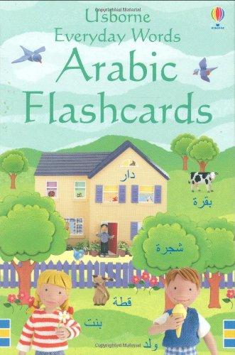 Everyday Word Flashcards In Arabic (Everyday Words Flashcards)