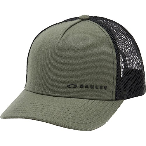 Oakley Apparel and accessories Herren Chalten Cap Adjustable Fit Hats, Dark Brush, One Size