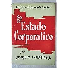 El Estado Corporativo