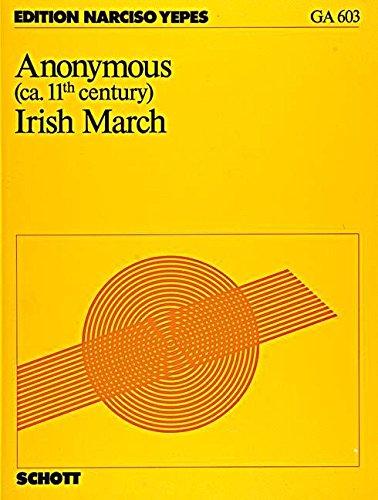 Irish Marsh Git. (Yepes) Guitare
