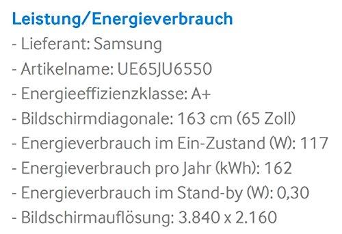 Samsung UE65JU6550 - 3