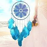 Yunhigh Neu Traumf/änger Kinder Flamingo Rosa Dreamcatcher handgefertigte Wandbehang Dekorationen f/ür Kinderzimmer Schlafzimmer
