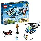 LEGO City Police - Policía Aérea: A la Caza del Dron (60207)