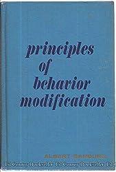Principles of Behaviour Modification