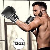 Boxhandschuhe - für Männer und Frauen, Größenwahl, mit Dick Gepolsterten - Kickbox, Handschutz, Punchinghandschuhe, Boxen, Kampfsport, Taekwondo, Freefight, Sparring, Training, Fitness, Sport