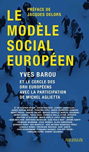 Le modèle social européen (Reperes) par Yves Barou
