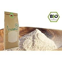 Bio Lucuma Pulver von Naturherz   100% Frucht in Rohkostqualität (100 g)