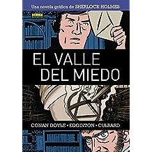 Sherlock Holmes 4. El Valle Del Miedo (CÓMIC USA)