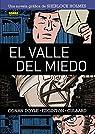 SHERLOCK HOLMES 4  EL VALLE DEL MIEDO par Edginton