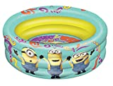 Die Minions 3 Ring Pool Babypool Planschbecken 100 cm