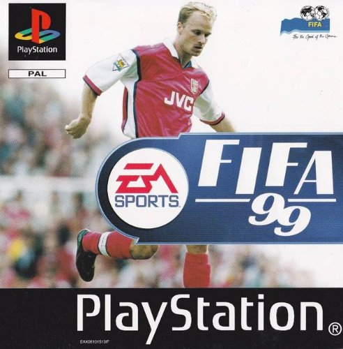 Fifa 99 PLAYSTATION [version española]