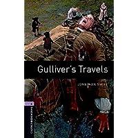 Gulliver's travels - Oxford bookworms library, Livello 4,Con espansione online, Audio da scaricare: Reader - Stage 4