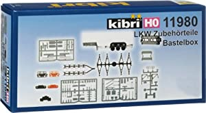 Kibri - Decoración para modelismo ferroviario Escala 1:87