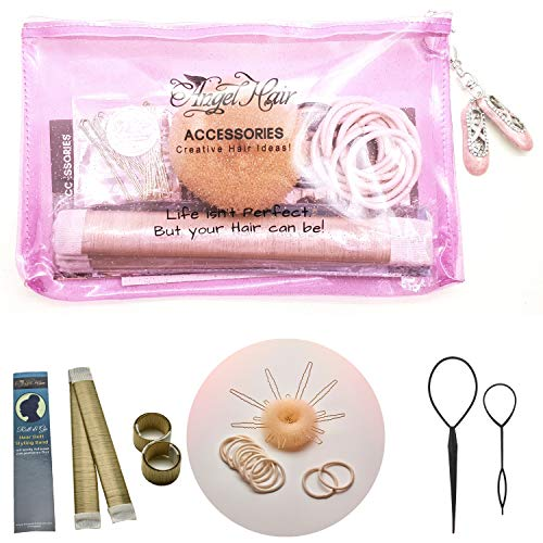 Donut Bun Maker Blonde Buyitmarketplace De