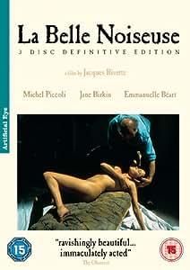 La Belle Noiseuse [DVD] [1991]
