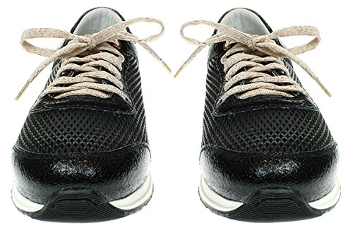 No Claim GLORY - Espadrilles Chaussures Pour Femmes - S0084E0 Noir
