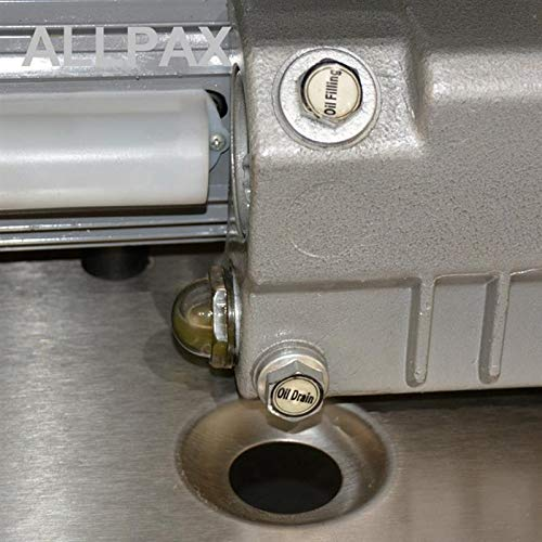 Allvac® Kammer Vakuumiergerät KV 260 von Allpax® - 5