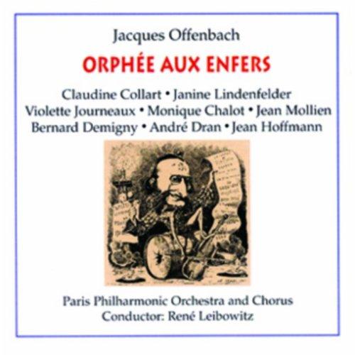 Dialogue Eurydice - Orphée (Orpheus in the Underworld)