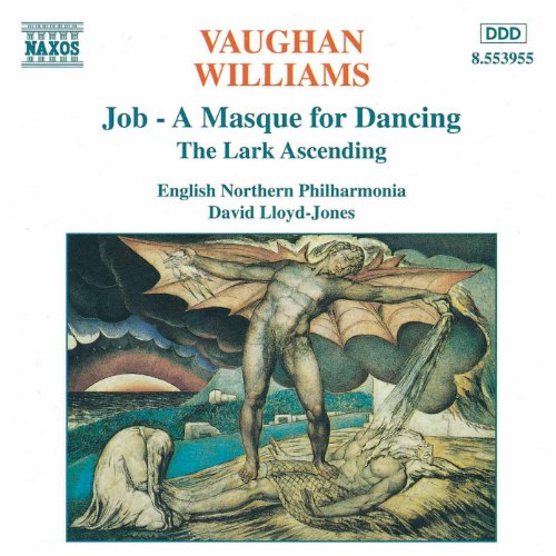 Vaughan Williams: Job / The Lark Ascending