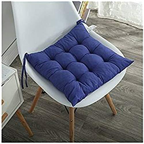 2er Set Stuhlkissen Sitzkissen Indoor & Outdoor dicke weiche Sitzkissen für Stühle & Gartenmöbel -