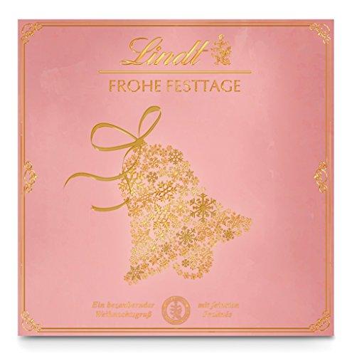 Preisvergleich Produktbild Lindt - Frohe Festtage Pralinés Schokolade Box - 80g