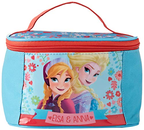 """Trousse de toilette """"Reine des Neiges"""" Elsa et Anna"""" de Disney"""