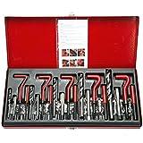 FreeTec 131 piezas Kits de reparación de roscas, M5/6/8/10