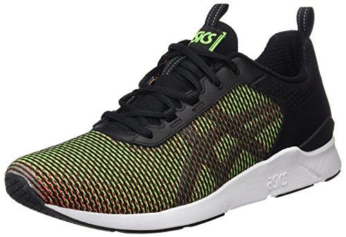 Asics Unisex-Erwachsene Gel-Lyte Runner Low-Top Grün (gecko Green/guava)