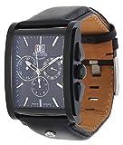 Bruno Söhnle Uhrenatelier Glashütte Herren Armbanduhr Ponte Chronograph schwarz 17-73093-841