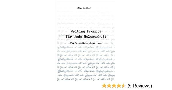Prompts Writing Gelegenheit300 Für Schreibinspirationen