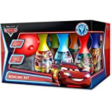 Disney Cars - Dsc-s14-3017 - Jeu De Plein Air - Set De Bowling
