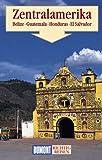 Zentralamerika: Belize, El Salvador, Guatemala, Honduras.
